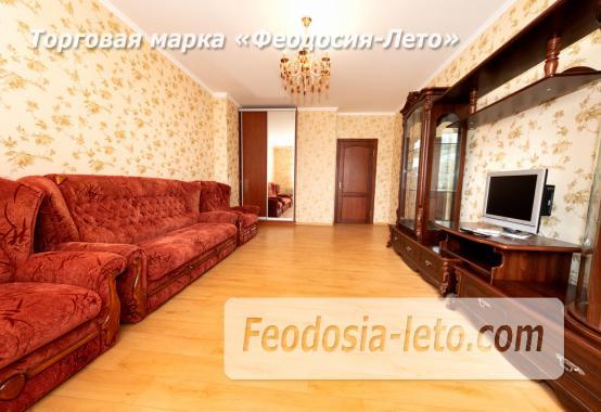 Квартира в Феодосии  в жилом комплексе Консоль, Адмиральский бульвар, 7-Д - фотография № 12