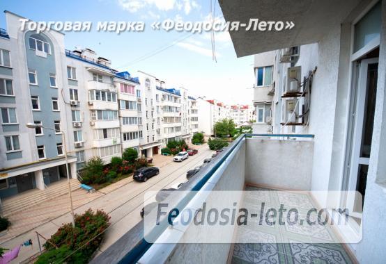 Квартира в Феодосии  в жилом комплексе Консоль, Адмиральский бульвар, 7-Д - фотография № 13
