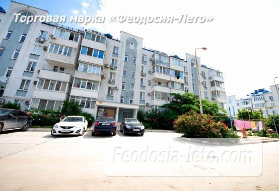 Квартира в Феодосии  в жилом комплексе Консоль, Адмиральский бульвар, 7-Д - фотография № 15