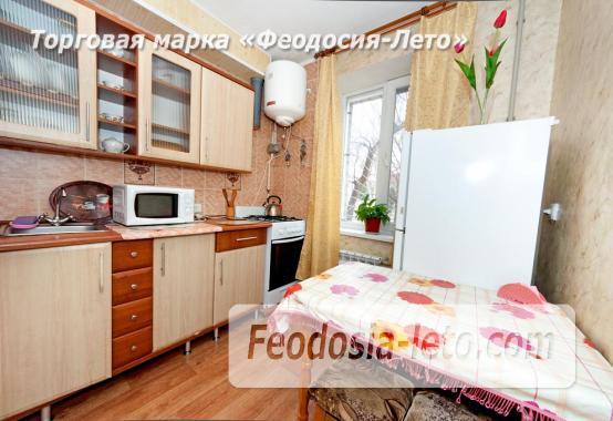2-комнатная на Динамо город Феодосия, улица Федько, 32 - фотография № 11