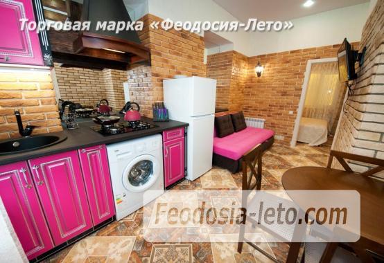 2-комнатная квартира в Феодосии, улица Федько. Рядом кинотеатр Украина - фотография № 4