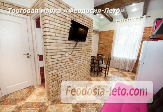 2-комнатная квартира в Феодосии, улица Федько. Рядом кинотеатр Украина - фотография № 3