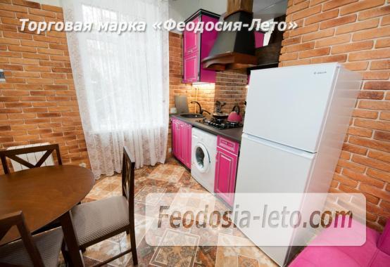 2-комнатная квартира в Феодосии, улица Федько. Рядом кинотеатр Украина - фотография № 6