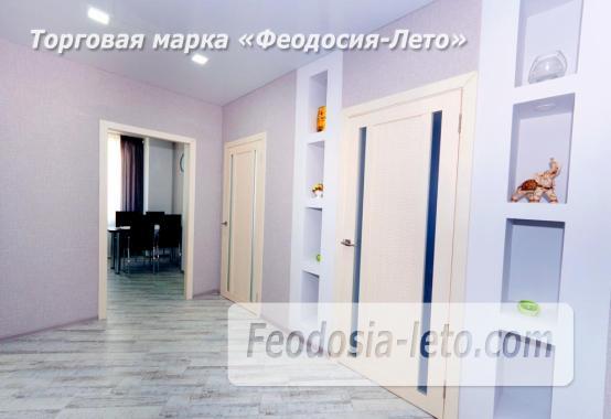 2-комнатная квартира с хорошим ремонтом в Феодосии на улице Крымская - фотография № 13