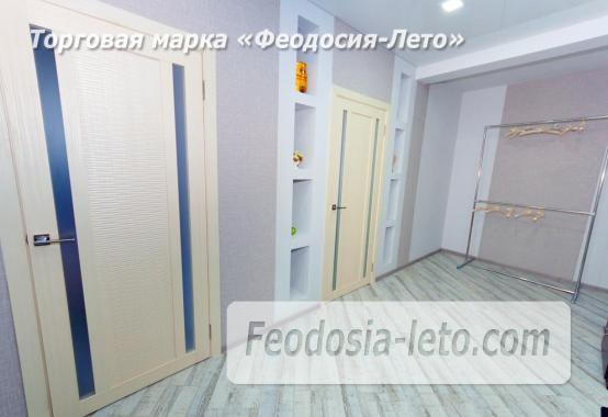 2-комнатная квартира с хорошим ремонтом в Феодосии на улице Крымская - фотография № 11