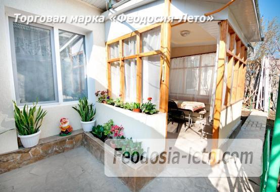 Частный сектор в Феодосии. 2-комнатный номер, 4 Степной проезд - фотография № 1