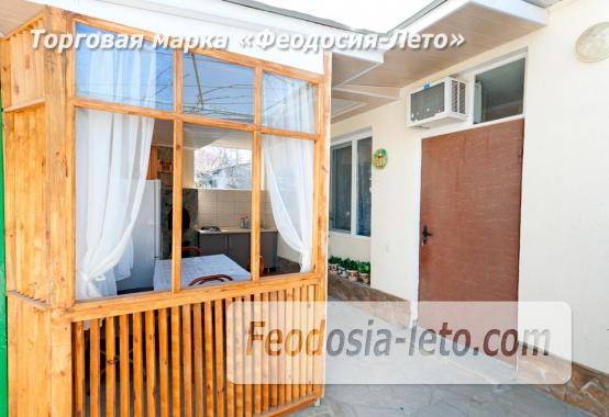 Частный сектор в Феодосии, 4 степной проезд - фотография № 1