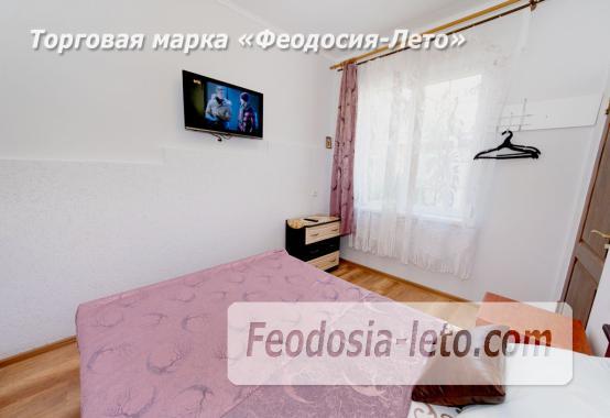 Уютный частный сектор в Феодосии, 4 степной проезд - фотография № 12
