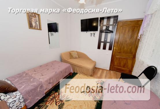 Уютный частный сектор в Феодосии, 4 степной проезд - фотография № 9