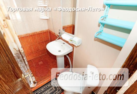 Уютный частный сектор в Феодосии, 4 степной проезд - фотография № 6