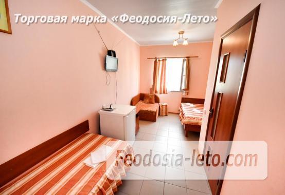 Дом для отдыха в Феодосии у моря, переулок Конечный - фотография № 13
