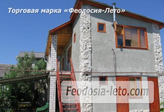 2 двухкомнатных коттеджа в Феодосии на улице Барановская - фотография № 1