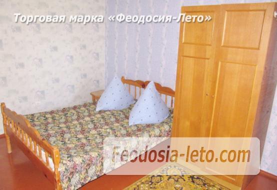 2 двухкомнатных коттеджа в Феодосии на улице Барановская - фотография № 3