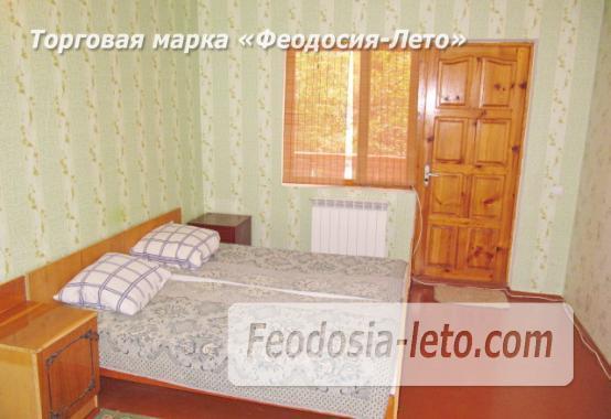 2 двухкомнатных коттеджа в Феодосии на улице Барановская - фотография № 4