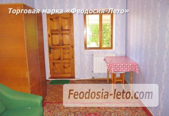 2 двухкомнатных коттеджа в Феодосии на улице Барановская - фотография № 13