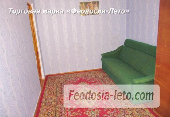 2 двухкомнатных коттеджа в Феодосии на улице Барановская - фотография № 14