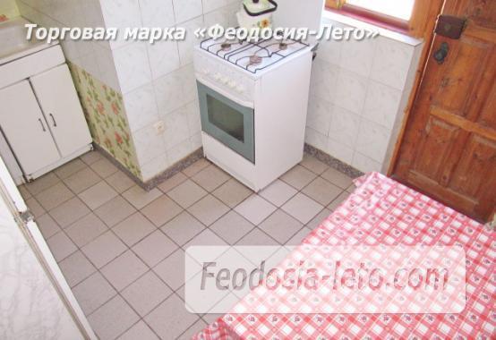 2 двухкомнатных коттеджа в Феодосии на улице Барановская - фотография № 16
