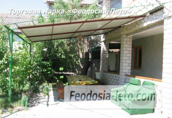 2 двухкомнатных коттеджа в Феодосии на улице Барановская - фотография № 2