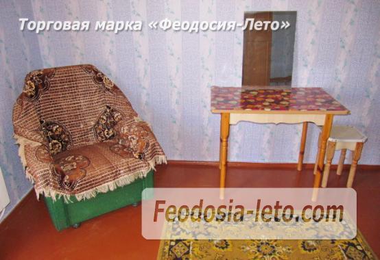 2 двухкомнатных коттеджа в Феодосии на улице Барановская - фотография № 6