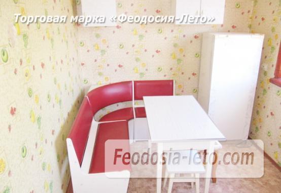 2 двухкомнатных коттеджа в Феодосии на улице Барановская - фотография № 7