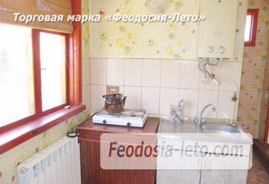 2 двухкомнатных коттеджа в Феодосии на улице Барановская - фотография № 8