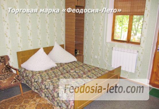 2 двухкомнатных коттеджа в Феодосии на улице Барановская - фотография № 11