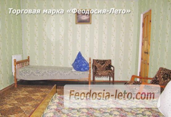 2 двухкомнатных коттеджа в Феодосии на улице Барановская - фотография № 12
