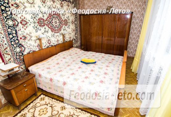 2 комнаты в квартире в Феодосии на бульваре Старшинова, 12 - фотография № 1