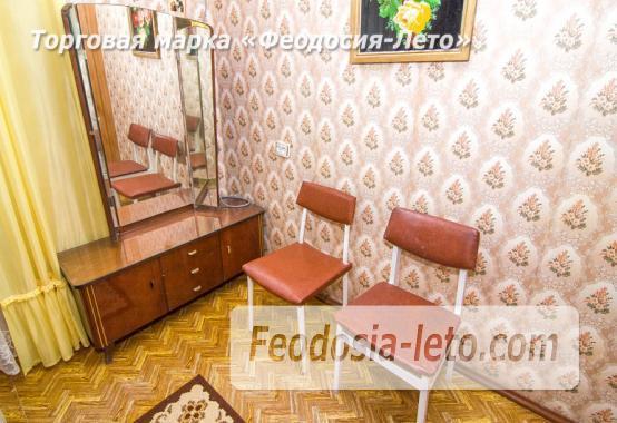2 комнаты в квартире в Феодосии на бульваре Старшинова, 12 - фотография № 9