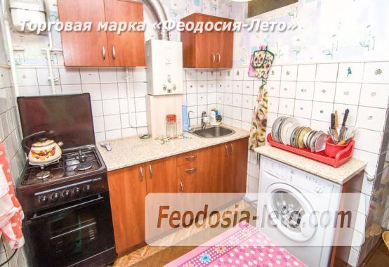 2 комнаты в квартире в Феодосии на бульваре Старшинова, 12 - фотография № 4