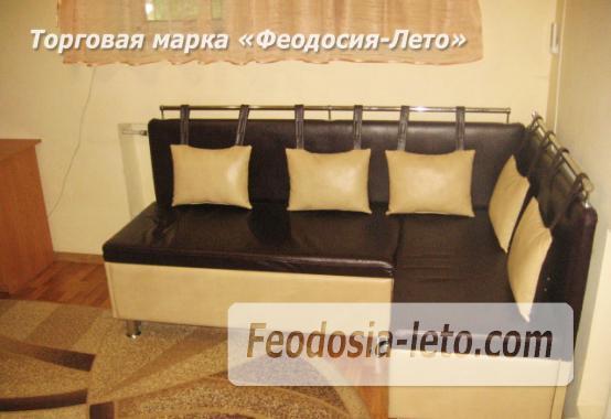 2 комнатная аккуратная квартира напротив торгового центра Аквамарин в Феодосии - фотография № 3