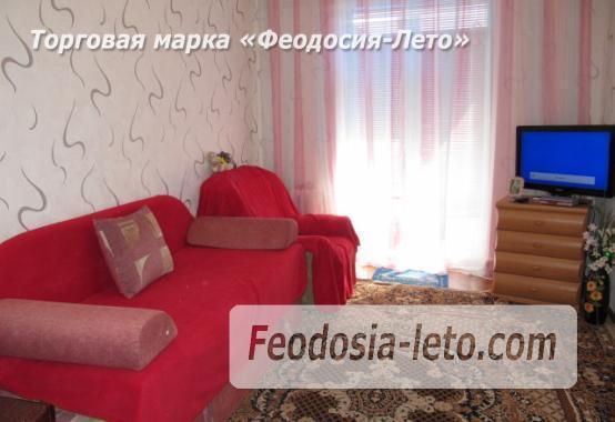 2 комнатная квартира в Феодосии, Симферопольское шоссе, 13 - фотография № 3