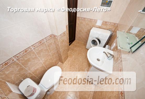 2 комнатная блестящая квартира в Феодосии, Черноморская набережная - фотография № 8