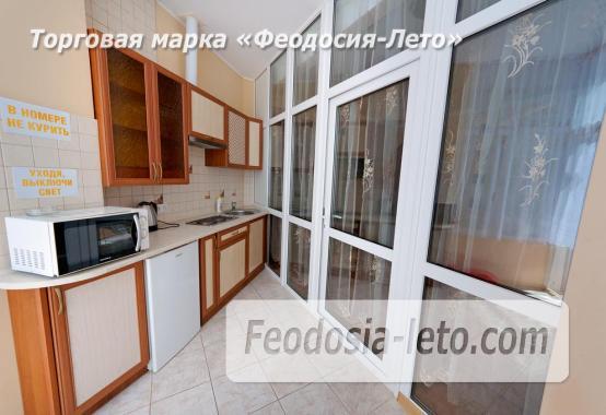 2 комнатная блестящая квартира в Феодосии, Черноморская набережная - фотография № 10
