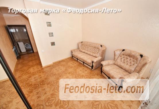 2 комнатная блестящая квартира в Феодосии, Черноморская набережная - фотография № 5
