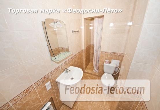 2 комнатная блестящая квартира в Феодосии, Черноморская набережная - фотография № 7