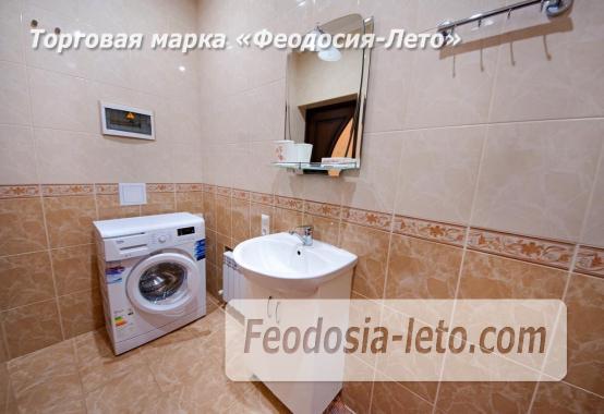 2 комнатная блестящая квартира в Феодосии, Черноморская набережная - фотография № 9