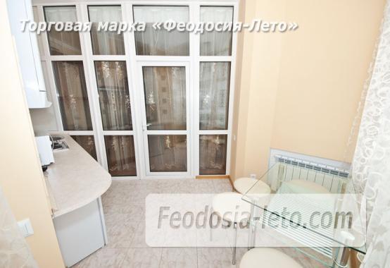 2 комнатная блестящая квартира в Феодосии, Черноморская набережная - фотография № 12