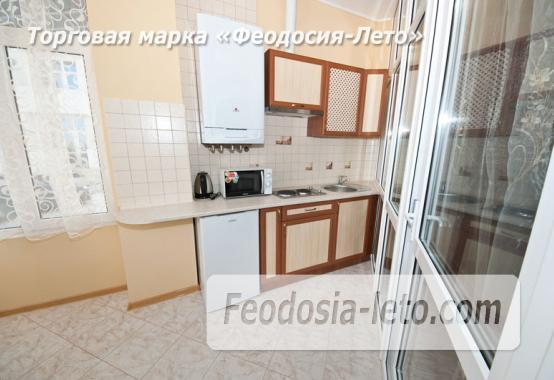 2 комнатная блестящая квартира в Феодосии, Черноморская набережная - фотография № 13