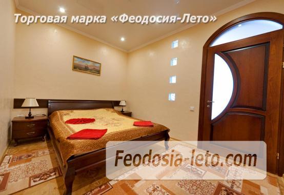 2 комнатная блестящая квартира в Феодосии, Черноморская набережная - фотография № 6