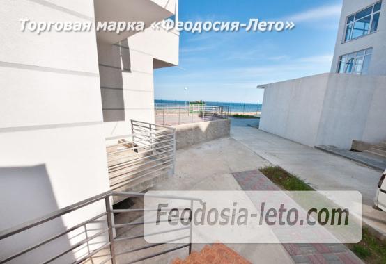 2 комнатная блестящая квартира в Феодосии, Черноморская набережная - фотография № 3