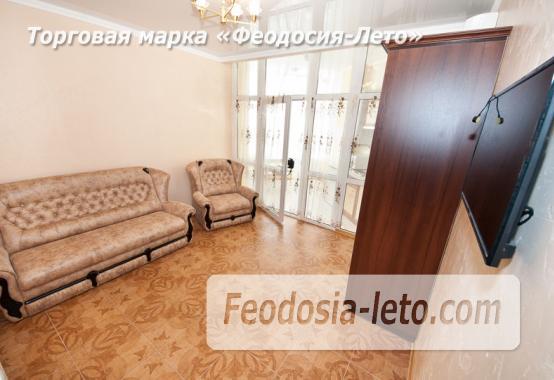 2 комнатная блестящая квартира в Феодосии, Черноморская набережная - фотография № 4