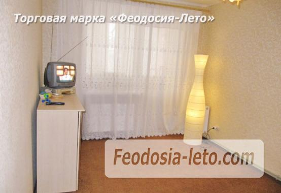 2 комнатная богатая квартира в Феодосии на ул. Профсоюзная, 41 - фотография № 2