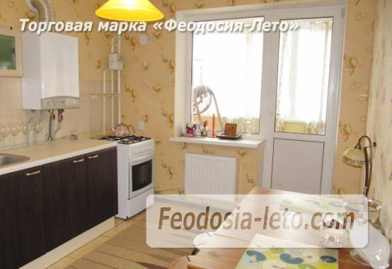 2 комнатная богатая квартира в Феодосии на ул. Профсоюзная, 41 - фотография № 12