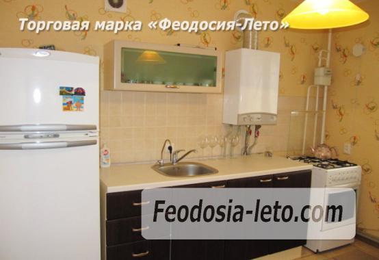 2 комнатная богатая квартира в Феодосии на ул. Профсоюзная, 41 - фотография № 13