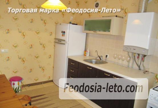 2 комнатная богатая квартира в Феодосии на ул. Профсоюзная, 41 - фотография № 14