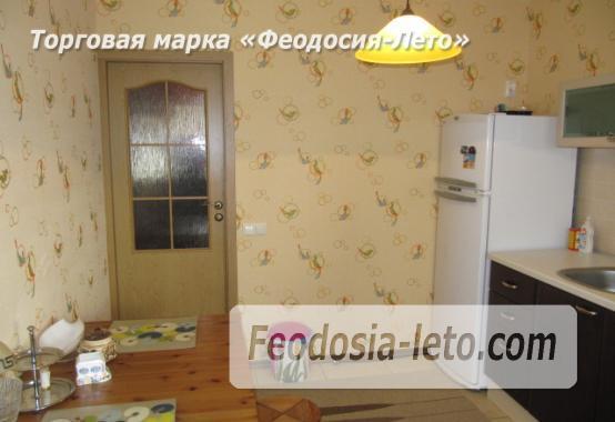 2 комнатная богатая квартира в Феодосии на ул. Профсоюзная, 41 - фотография № 15