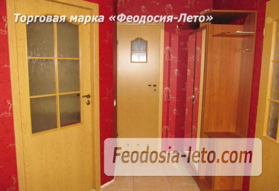 2 комнатная богатая квартира в Феодосии на ул. Профсоюзная, 41 - фотография № 16