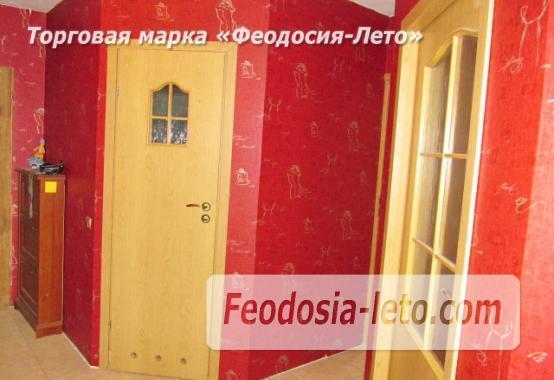 2 комнатная богатая квартира в Феодосии на ул. Профсоюзная, 41 - фотография № 17