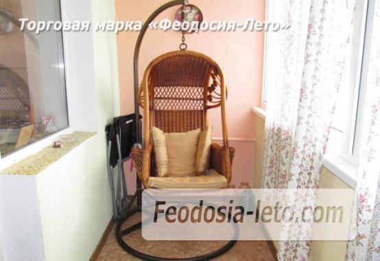2 комнатная богатая квартира в Феодосии на ул. Профсоюзная, 41 - фотография № 18